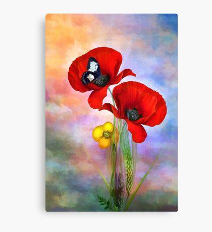 Spring.......... Canvas Print