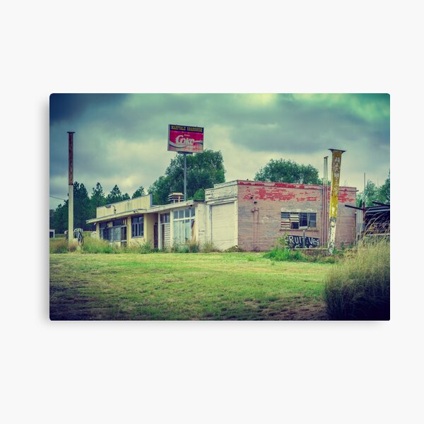 Maryvale Roadhouse Canvas Print