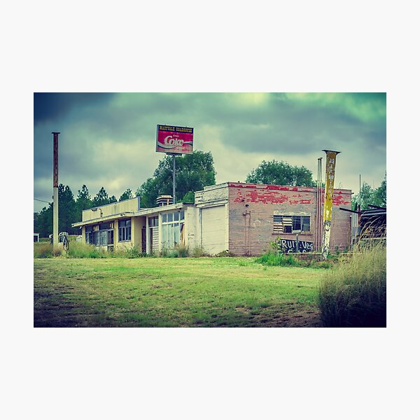 Maryvale Roadhouse Photographic Print