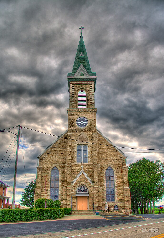Bristol Catholic Church by ECH52