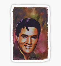Elvis..... Sticker