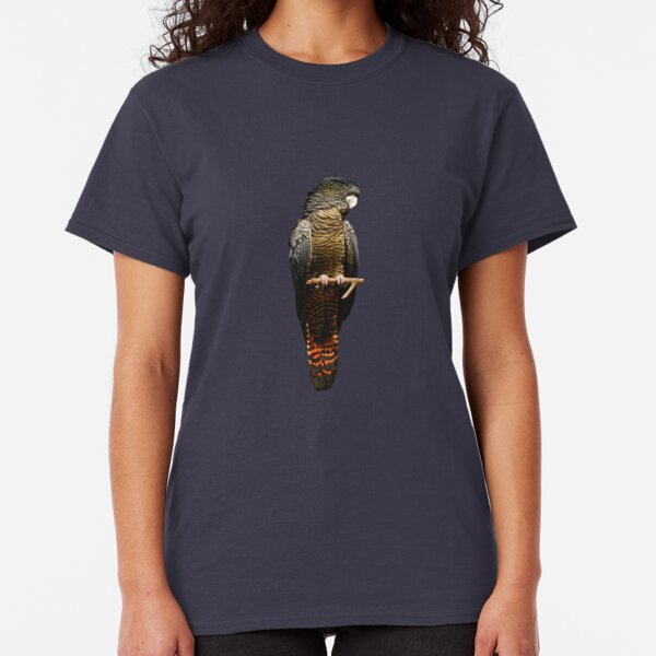Red-tailed Black Cockatoo 3 Classic T-Shirt