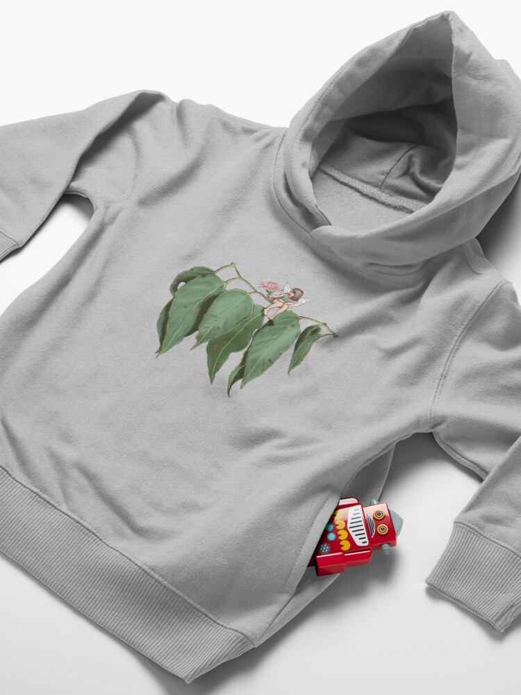 Alternate view of the last gumnut Toddler Pullover Hoodie