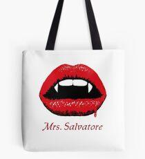 Mrs Salvatore Tote Bag