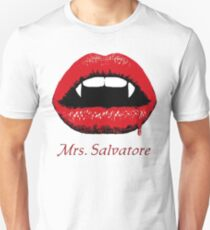 Mrs Salvatore Unisex T-Shirt
