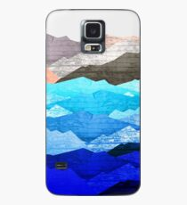 The mountains and the sea  Case/Skin for Samsung Galaxy