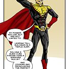 The Adventures of Fantastic Fi and Captain Dodi Page 4 of 10 by Michael Lee