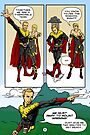 The Adventures of Fantastic Fi and Captain Dodi Page 5 of 10 by Michael Lee