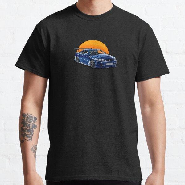 R34 GTR T-shirt classique