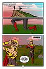 The Adventures of Fantastic Fi and Captain Dodi Page 7 of 10 by Michael Lee
