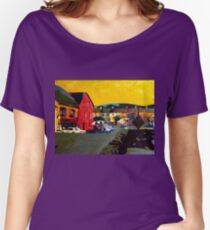 Sneem, Kerry Women's Relaxed Fit T-Shirt