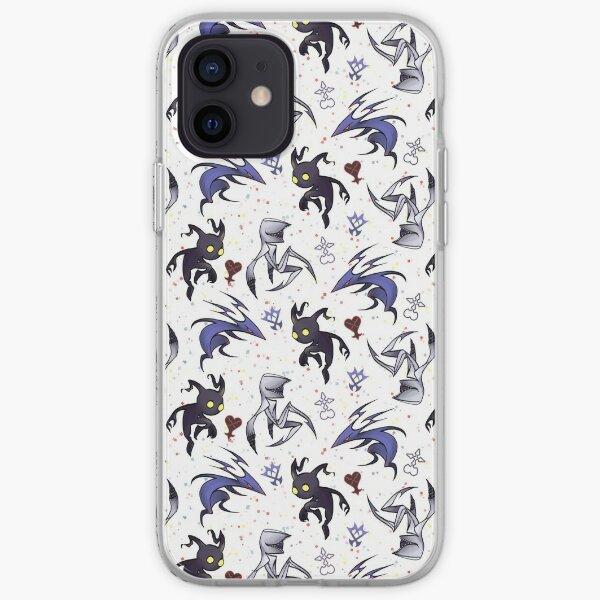 Kingdom Hearts Enemies Coque souple iPhone