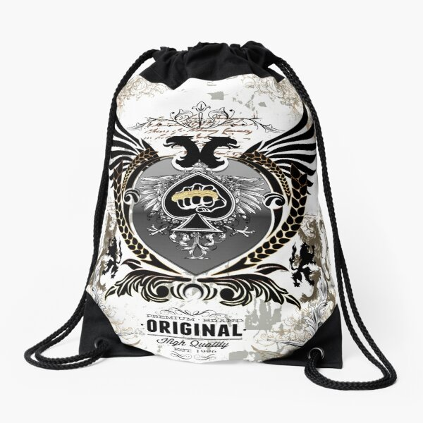 Last of a Dying Breed Drawstring Bag