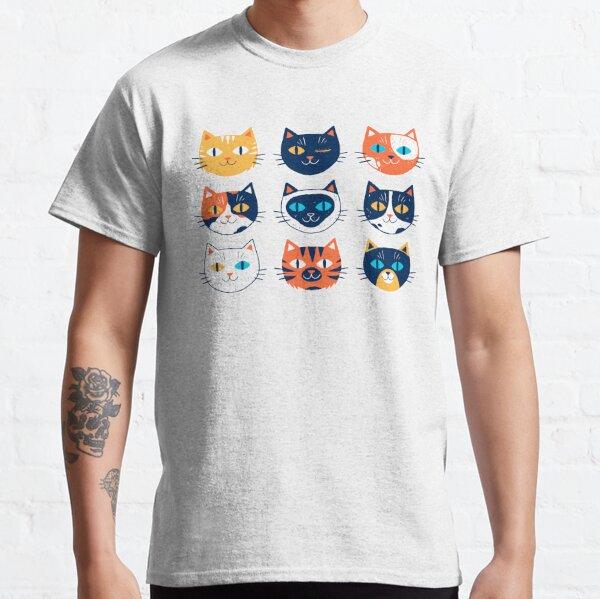 All cats are beautiful Camiseta clásica