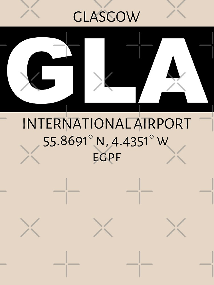 Glasgow International Airport GLA by AvGeekCentral