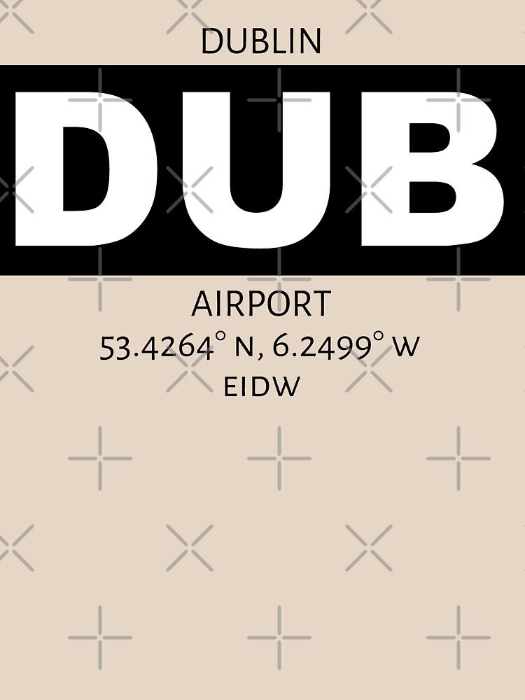 Dublin Airport DUB by AvGeekCentral