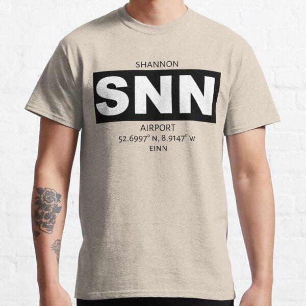 Shannon Airport SNN Classic T-Shirt