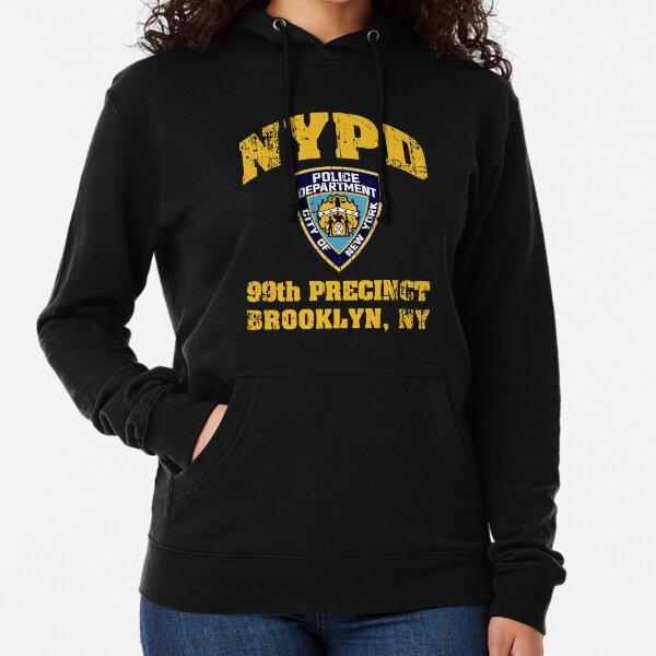 99ème circonscription de Brooklyn, NY Sweat à capuche léger