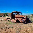 OUTBACK WRECK by donnnnnny