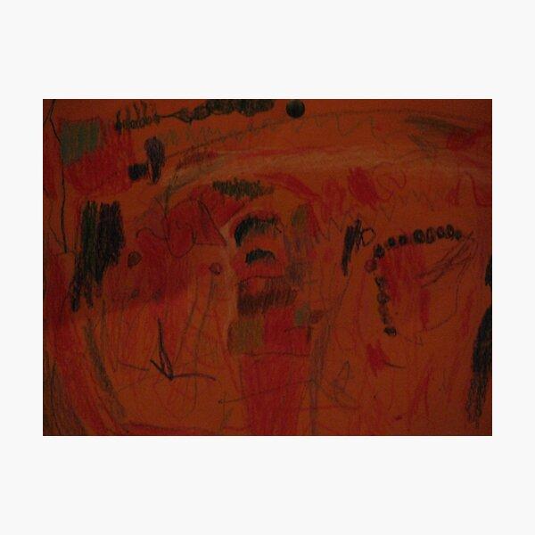 Brilliant Art from a Brilliant Friend: My Door Brightener Photographic Print