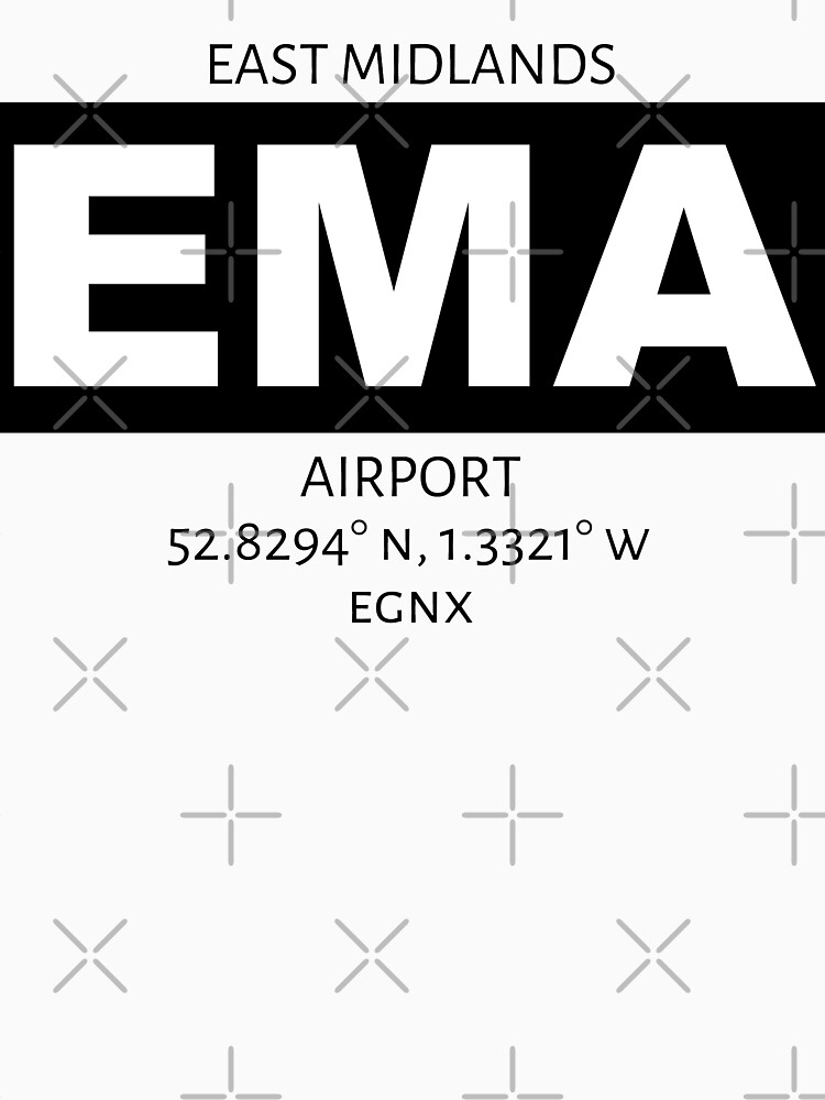 East Midlands Airport EMA by AvGeekCentral