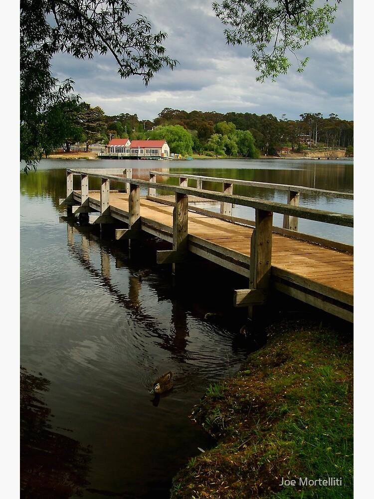 Lake Daylesford by Mortelliti