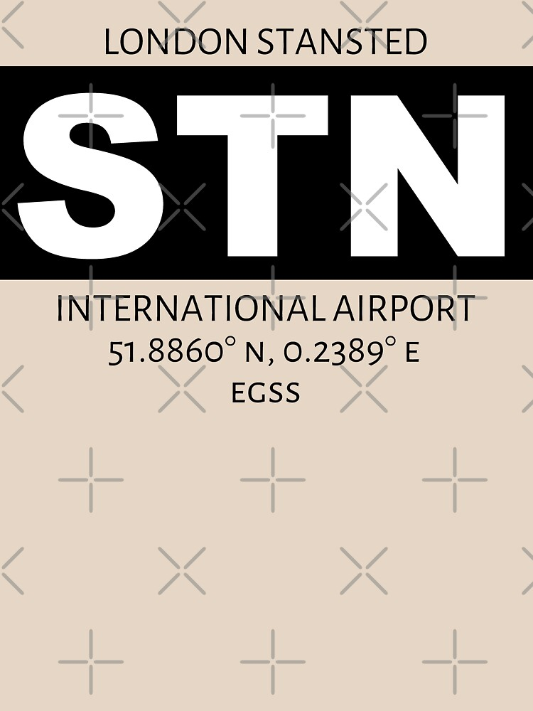 London Stansted Airport STN by AvGeekCentral