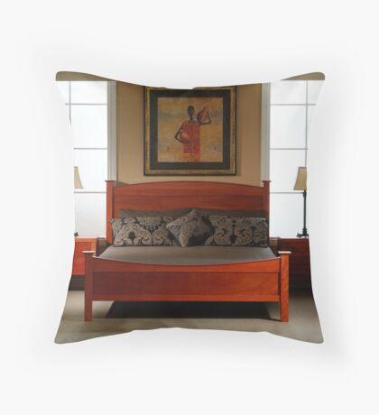 Furniture Shoot Throw Pillow