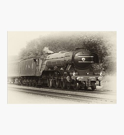 Flying Scotsman Photographic Print