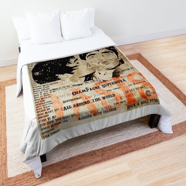 Oasis Comforter