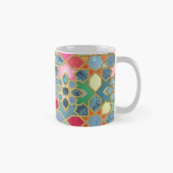 Gilt & Glory - Colorful Moroccan Mosaic Classic Mug