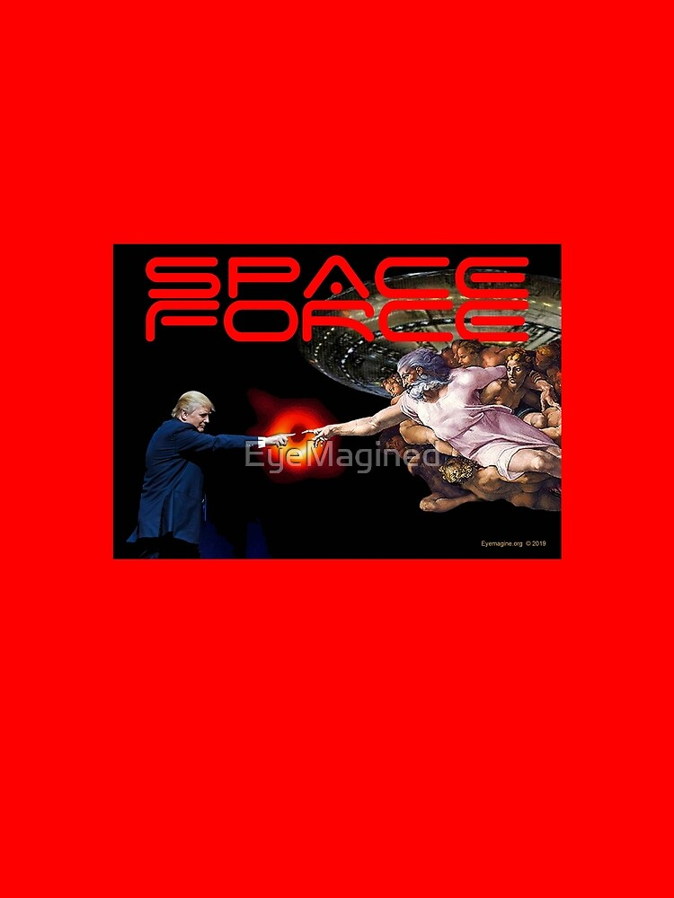 Space Forces by EyeMagined