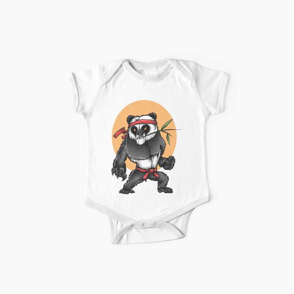 Kung Fu Chinesische Kampfkünste Wushu Quanfa Baby Body