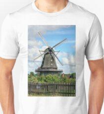 Windmill - HDR Unisex T-Shirt