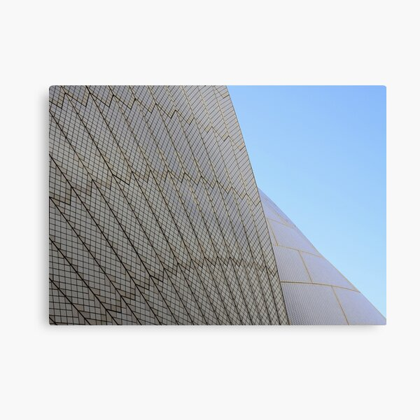 Scales Metal Print