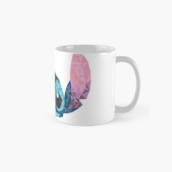 Stitch Geometric (Lilo and Stitch) Classic Mug