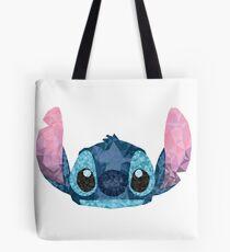 Stitch Geometric (Lilo and Stitch) Tote Bag