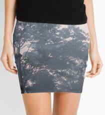 The mysteries of the morning mist Mini Skirt