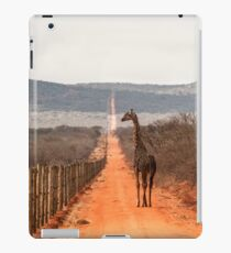 The Long Road Home iPad Case/Skin