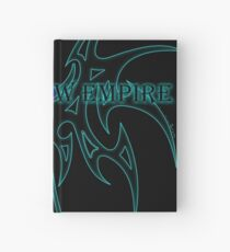 The Shadow Empire Vothus Blue Hardcover Journal