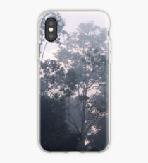 The mysteries of the morning mist iPhone Case