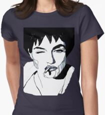 Immaculate  Womens Fitted T-Shirt