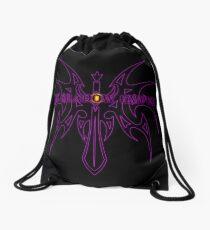 The Shadow Empire Vothus Purple Drawstring Bag