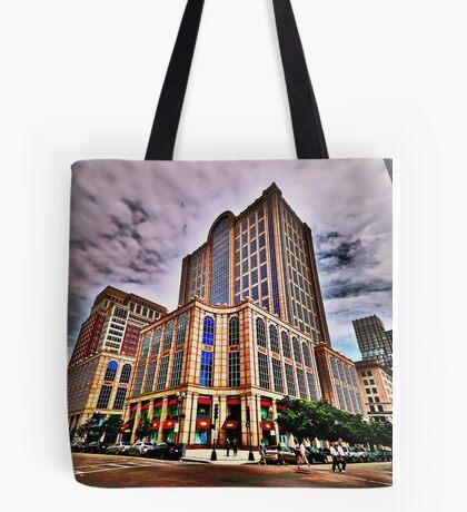 Boston & Bostonians Tote Bag