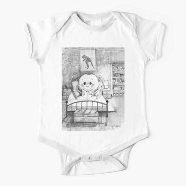 Mr Potato Head by Avril Thomas Short Sleeve Baby One-Piece