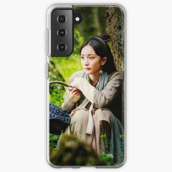 Bai Qian - Ten Miles of Peach Blossoms Samsung Galaxy Soft Case