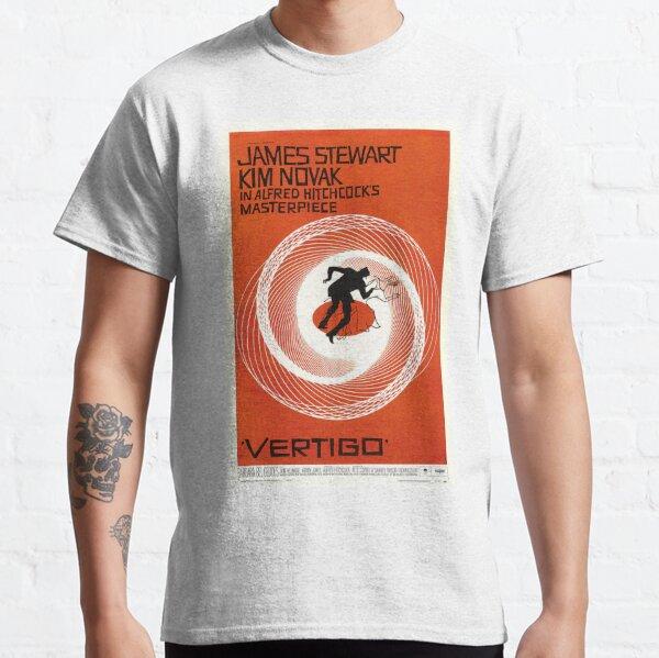 Classic Movie Poster - Vertigo Classic T-Shirt