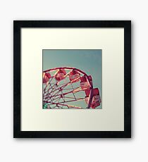Number 15 Framed Print