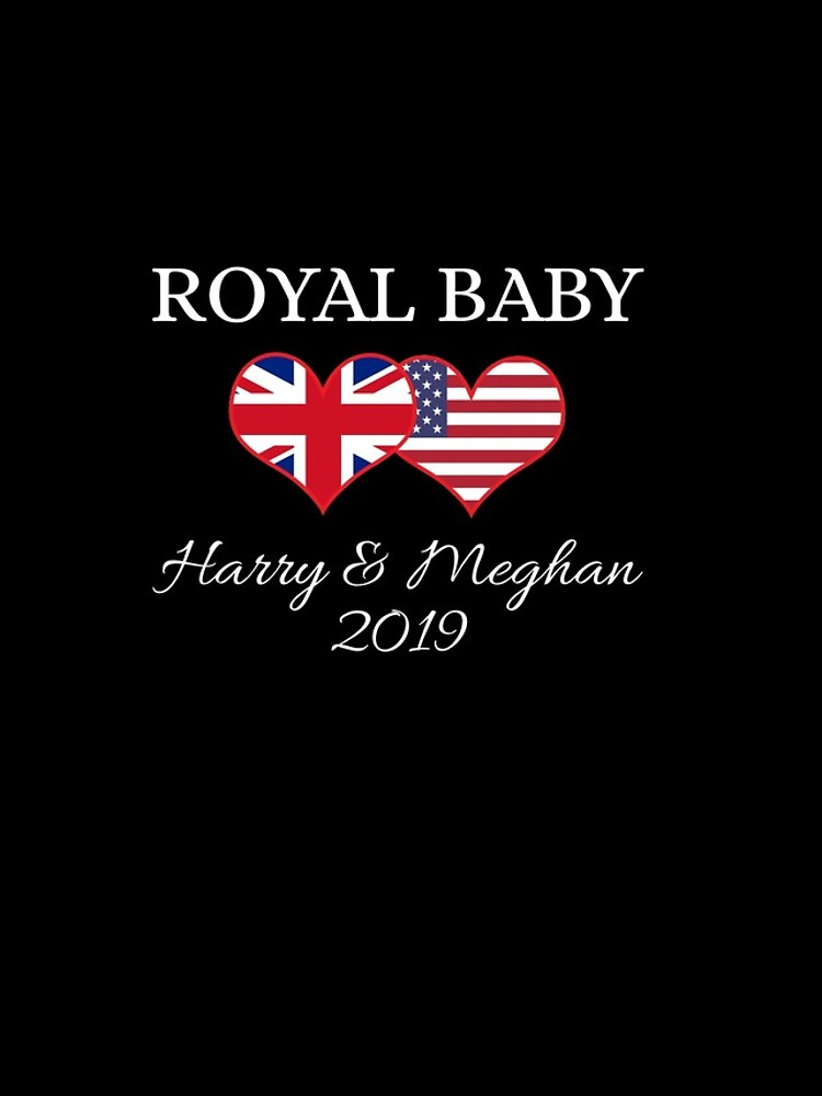 ROYAL BABY PRINCE HARRY AND MEGHAN MARKLE by seble