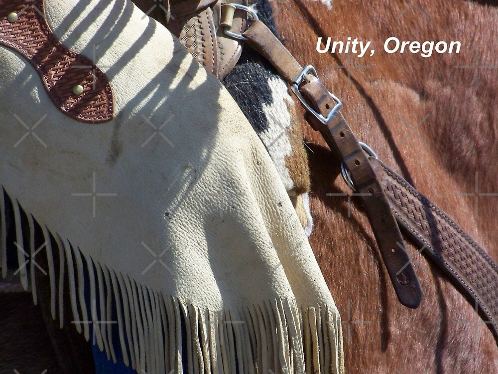 Unity, Oregon - Where the West is Wild by Betty  Town Duncan